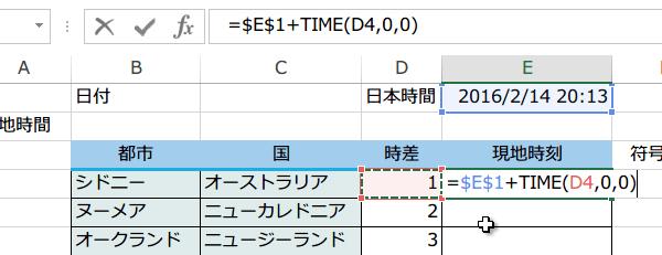 SIGN 関数の使い方3