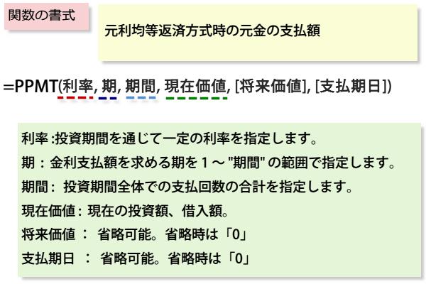 PPMT関数2