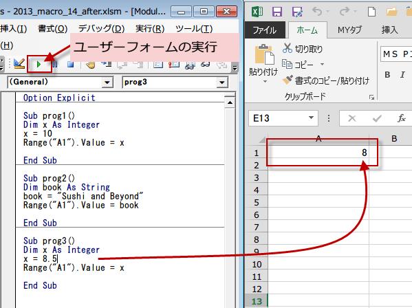 変数Integer4
