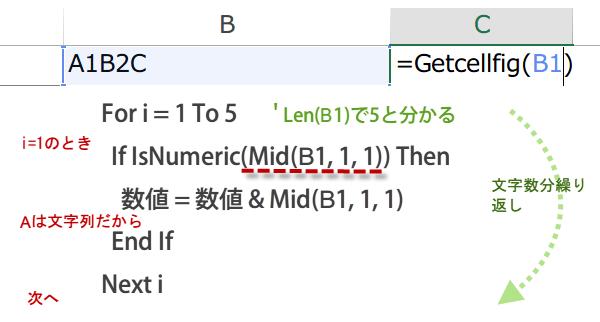 文字列から数値を取り出すユーザー関数マクロ6