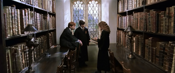 Harry Potter and the Chamber of Secret Chapter 15